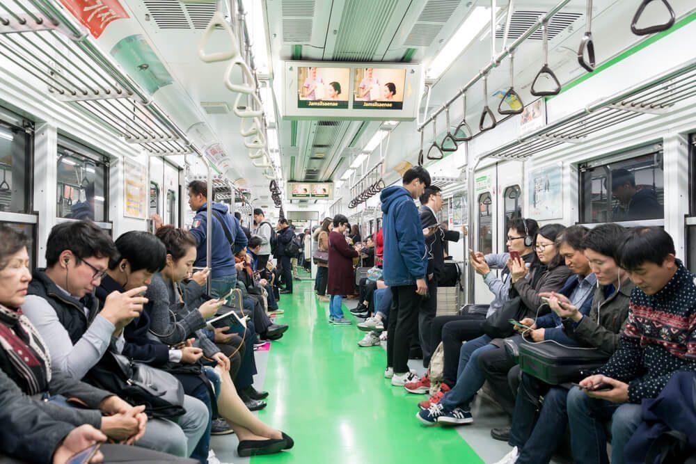 korean subway