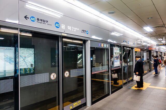 subway incheon