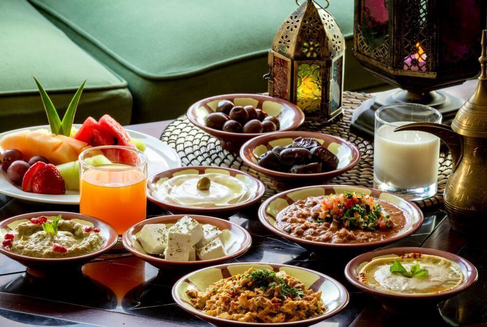 suhoor and iftar