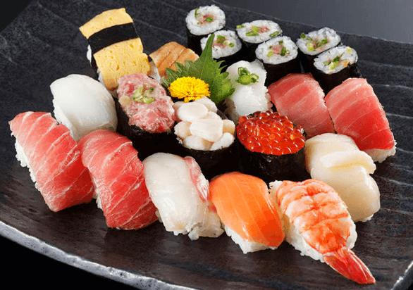 sushi-in-japan