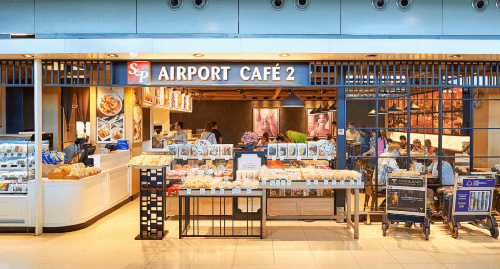 suvarnabhumi airport - Culinary Explorations