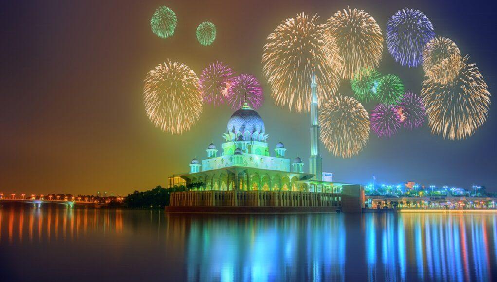 Tahun Baru Di Kuala Lumpur