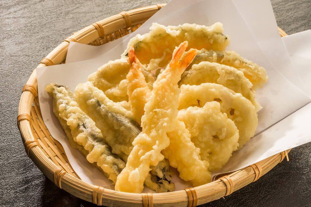 favorite method of cooking - tempura