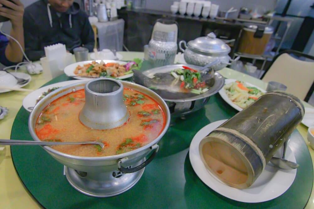 thai yunus halal restaurant various food
