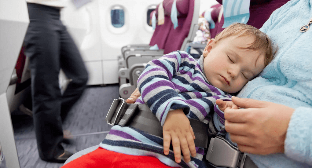 tiket pesawat bayi - Di mana Bayi Ditempatkan