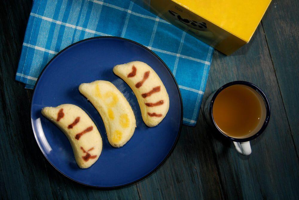 tokyo banana - must-buy souvenirs