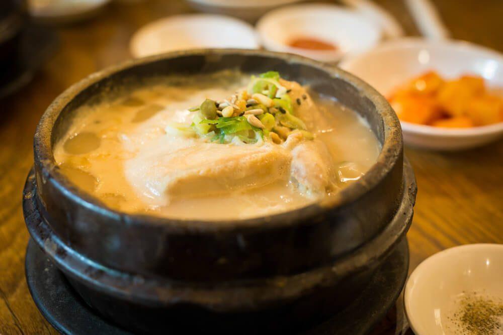 tosokchon samgyetang restaurant
