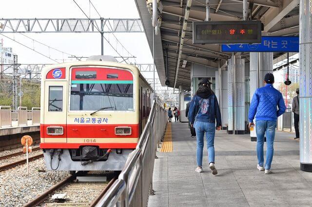 incheon train