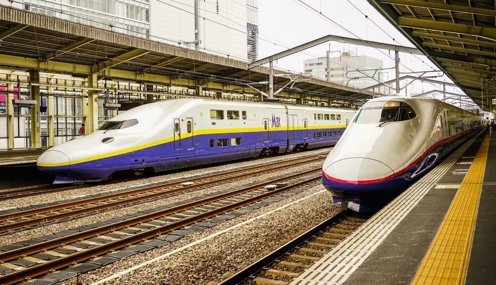 shinkansen - one of unique transportation