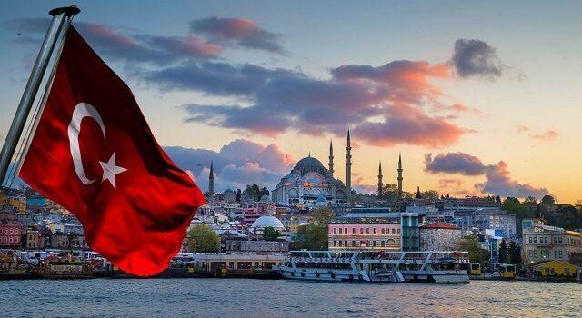 visa elektronik negara turki