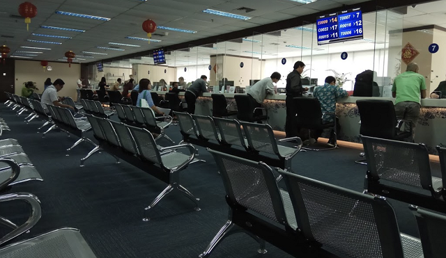 service center pembuatan visa china