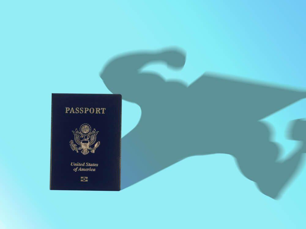 what is passport power